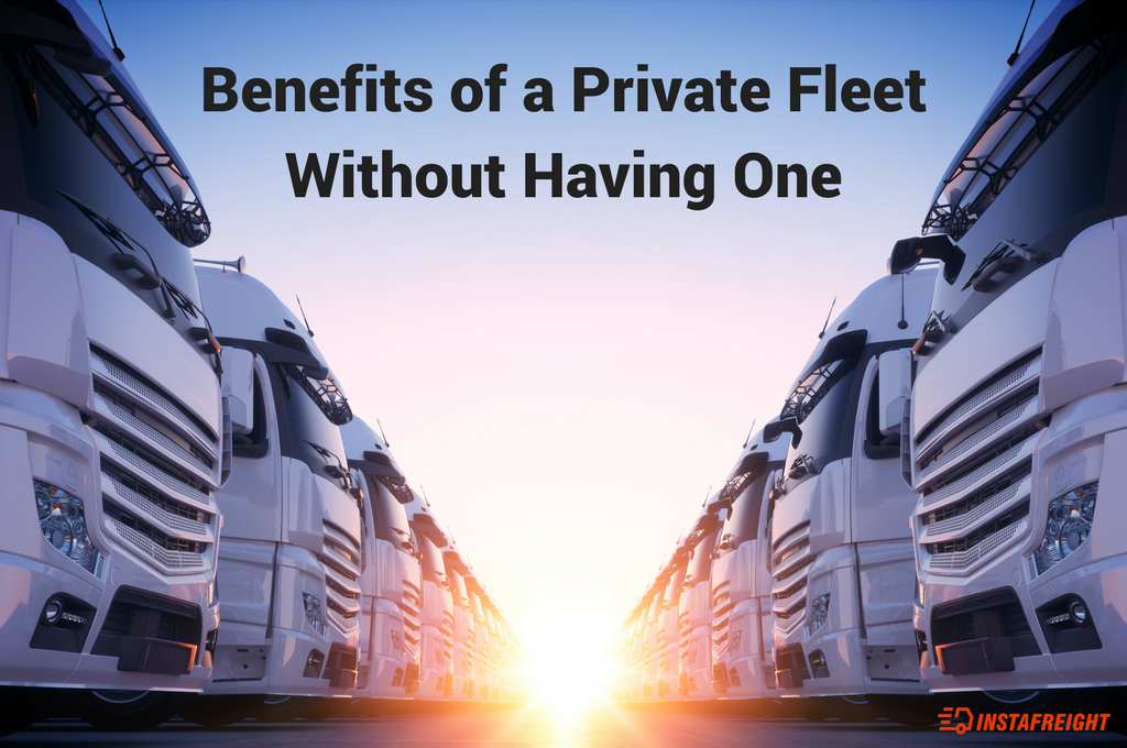fleet - The benefits of a dedicated fleet without having one