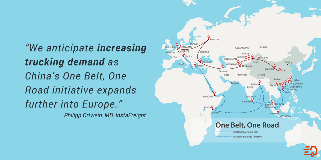 The Silk Road 2 - The Silk Road and Europe's Trucking Industry