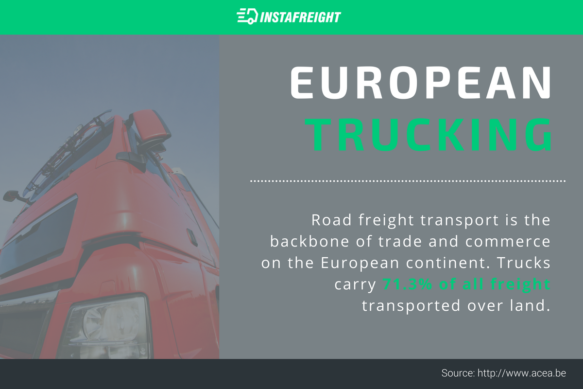 0807 European trucking  - Improving The Efficiency of Road-Freight Transport Is Critical