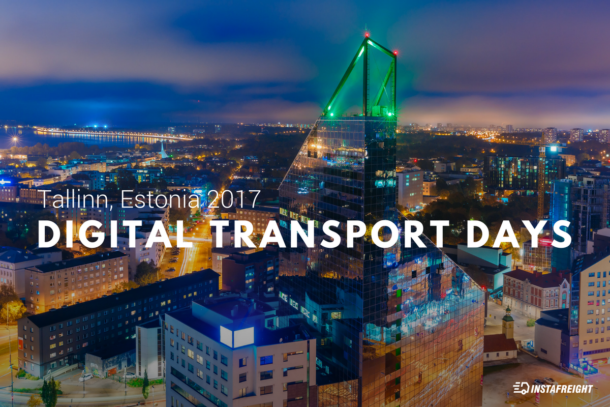 digital transport days - Digitalizing The Freight Industry Will Improve Efficiency