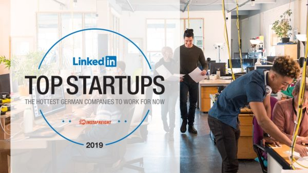 InstaFreight among the LinkedIn Top Startups 2019