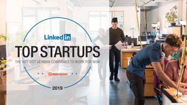 InstaFreight ist unter den LinkedIn Top Startups 2019