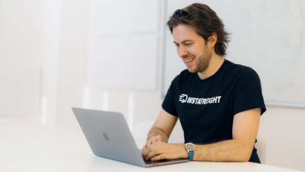 Our Co-Founder and CTO Markus