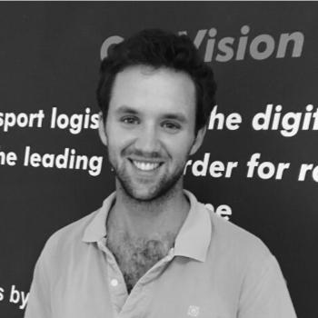 Picture of our Transport Management expert Javier Babé